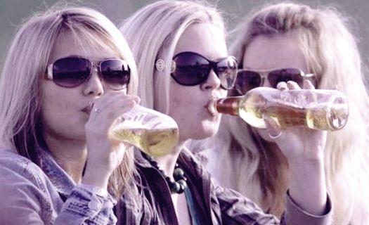 Статистика споживання алкоголю в світі