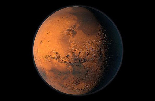 Міф про Марс (27 серпня)