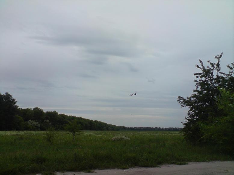 НЛО над Борисполем 16.06.2009 року в 15:36