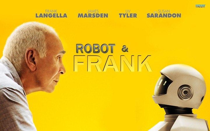 Робот і френк