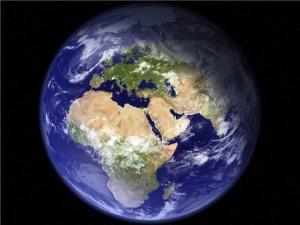 Земля з космосу