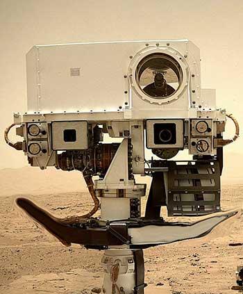 Curiosity підкинув сенсаційну загадку