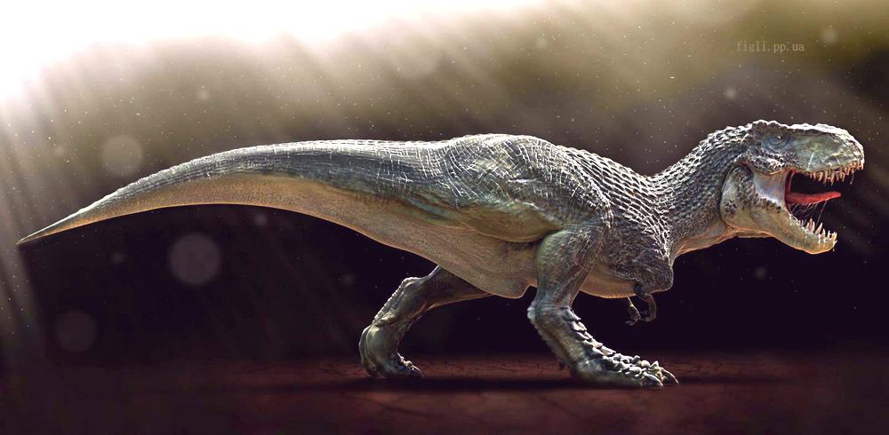 Ручний Тиранозавр