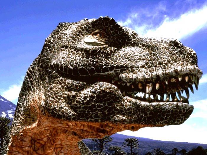 Щелепа тиранозавра і його зуби