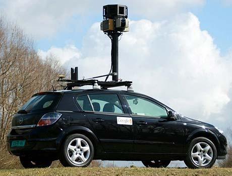 Google створила автомобіль, що може їздити без дій водія