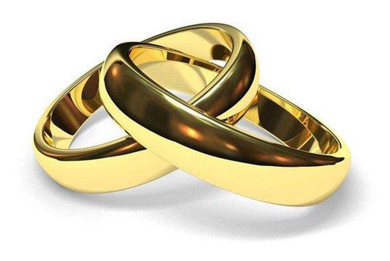 Як доглядати за весільними обручками
