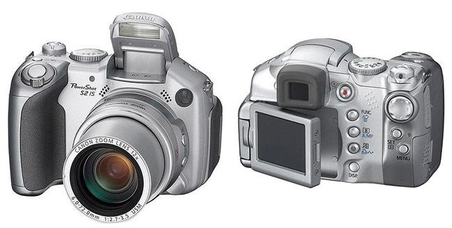 Canon PowerShot S2 IS