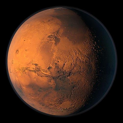 Політ на Марс
