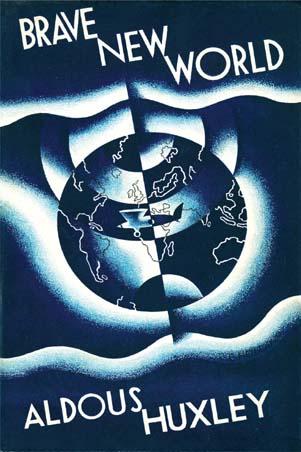 Прекрасний новий світ – Олдос Гакслі