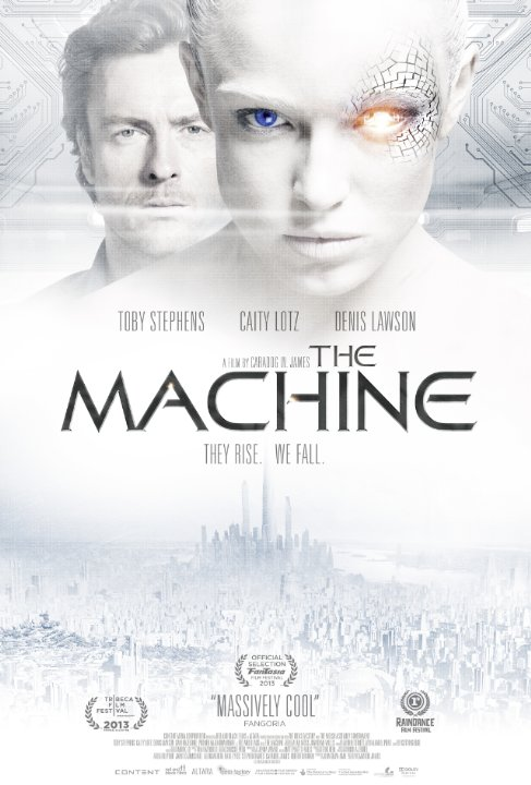 Фільм: Машина / The Machine (2013)