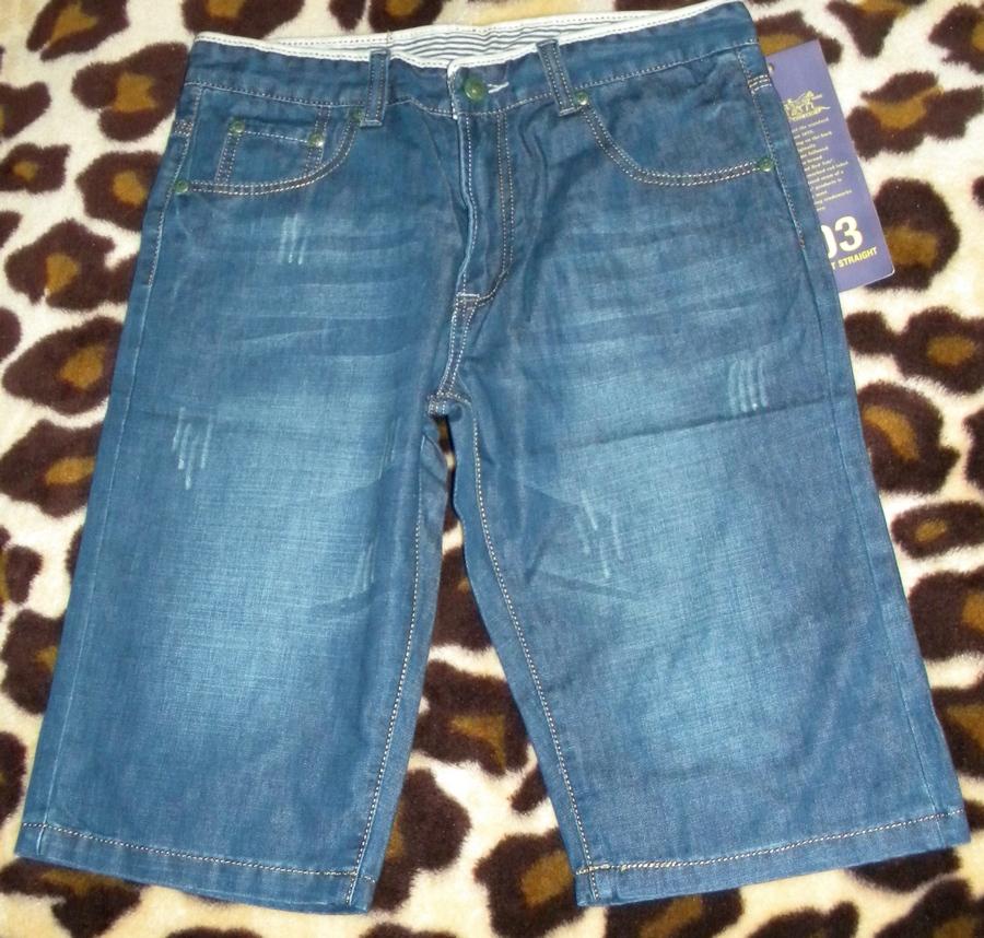Дешеві джинсові шорти