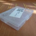 Коробка для рибальських гачків