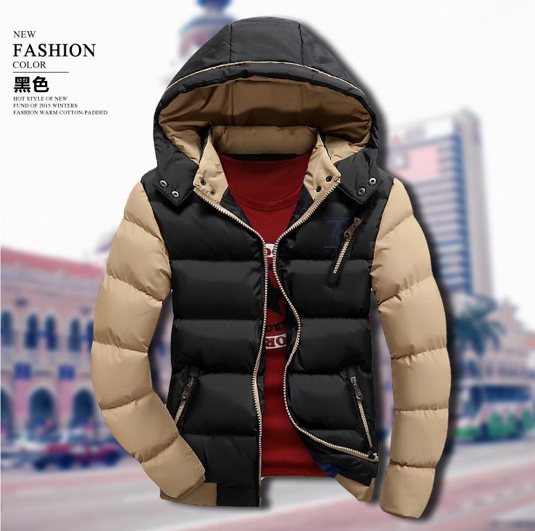 Недорога зимова куртка з Китаю