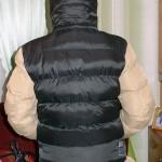 Одягнена куртка