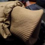 Тканина рукавів куртки