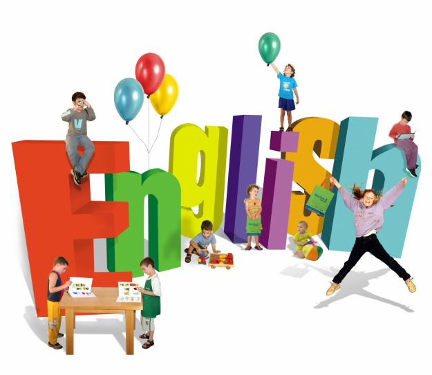 Вивчення англійської для дітей